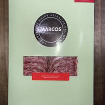 Lonchas De Salchichon Iberico De Bellota