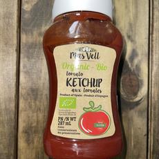 Mas Vell Organic Tomato Ketchup