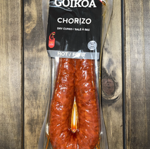 Hot Chorizo Dry Cured