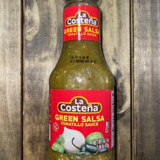 La Costeña Green Salsa