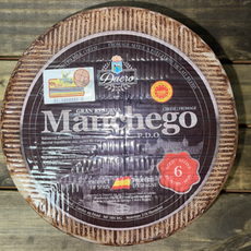 Gran Reserva Manchego Cheese (Whole)