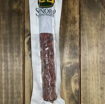 Dry Cured Iberian Bellota Pork Salchichon Vela Sausage