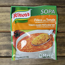 Tomato Based Pasta Soup