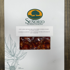Dry Cured Iberian Bellota Pork Chorizo Slices