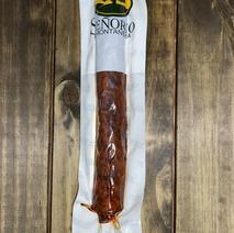 Dry Cured Iberian Bellota Pork Chorizo Vela Sausage