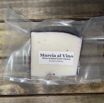 Murcia Al Vino Wine Soaked Goat Cheese (Sliced)