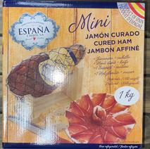 Mini Cured Ham Kit
