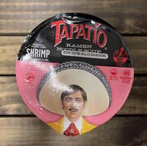Tapatio Soup Shrimp