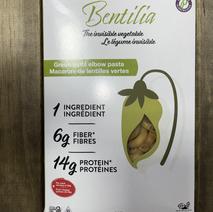 Bentilia Green Lentil Elbow Pasta