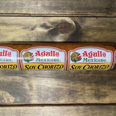 Mexican Soy Chorizo