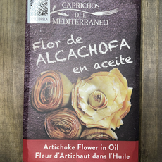 Alcachofa Flower
