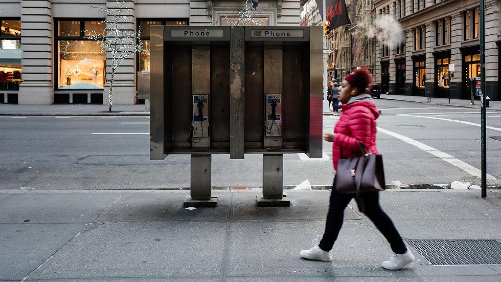 Phone Boxes | New York City