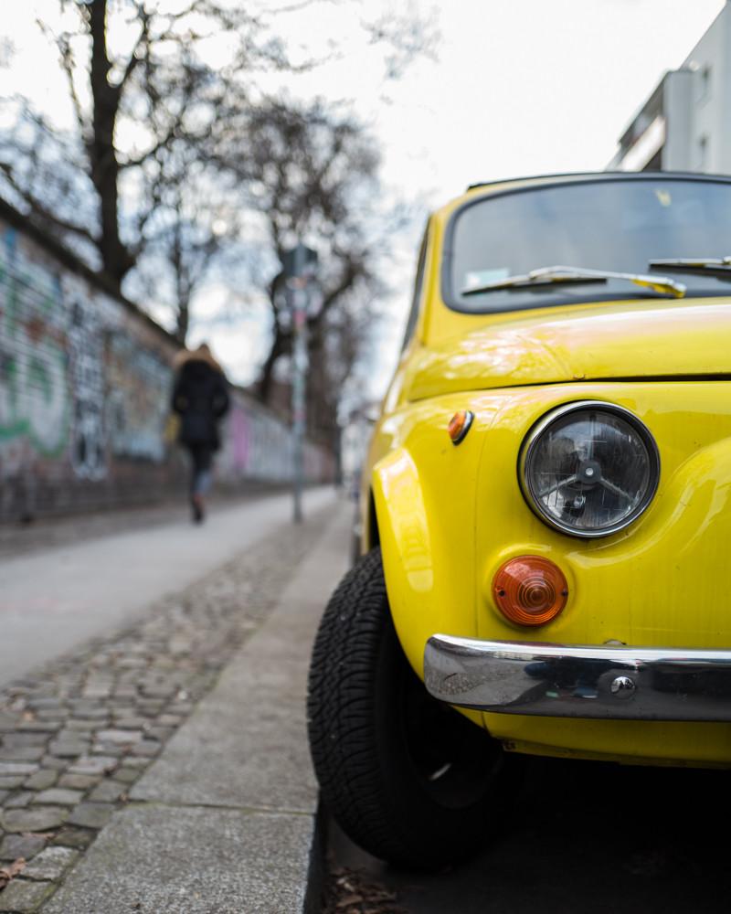 Der gelbe Fiat