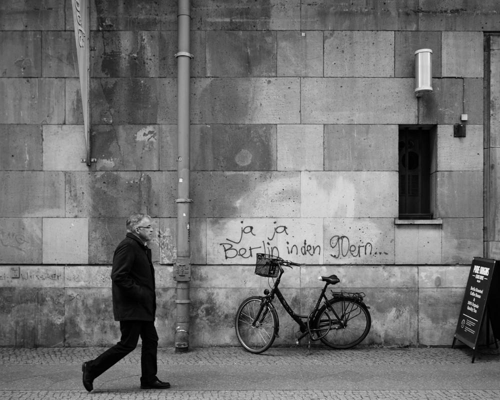 Berlin in den 90ern