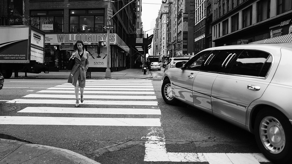 Crossing the Street | New York City