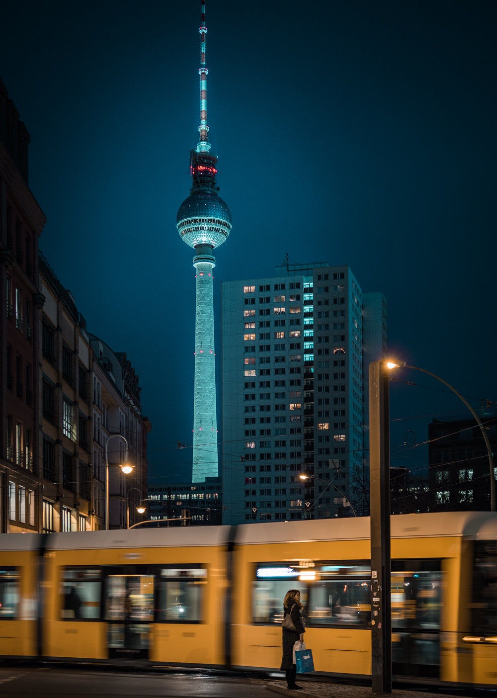 Der Berliner Fernsehturm
