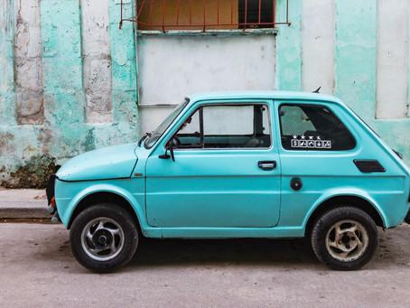 Bildbearbeitung auf Reisen: Unterwegs in Havanna