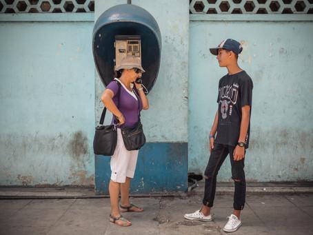 Telefone in Havanna