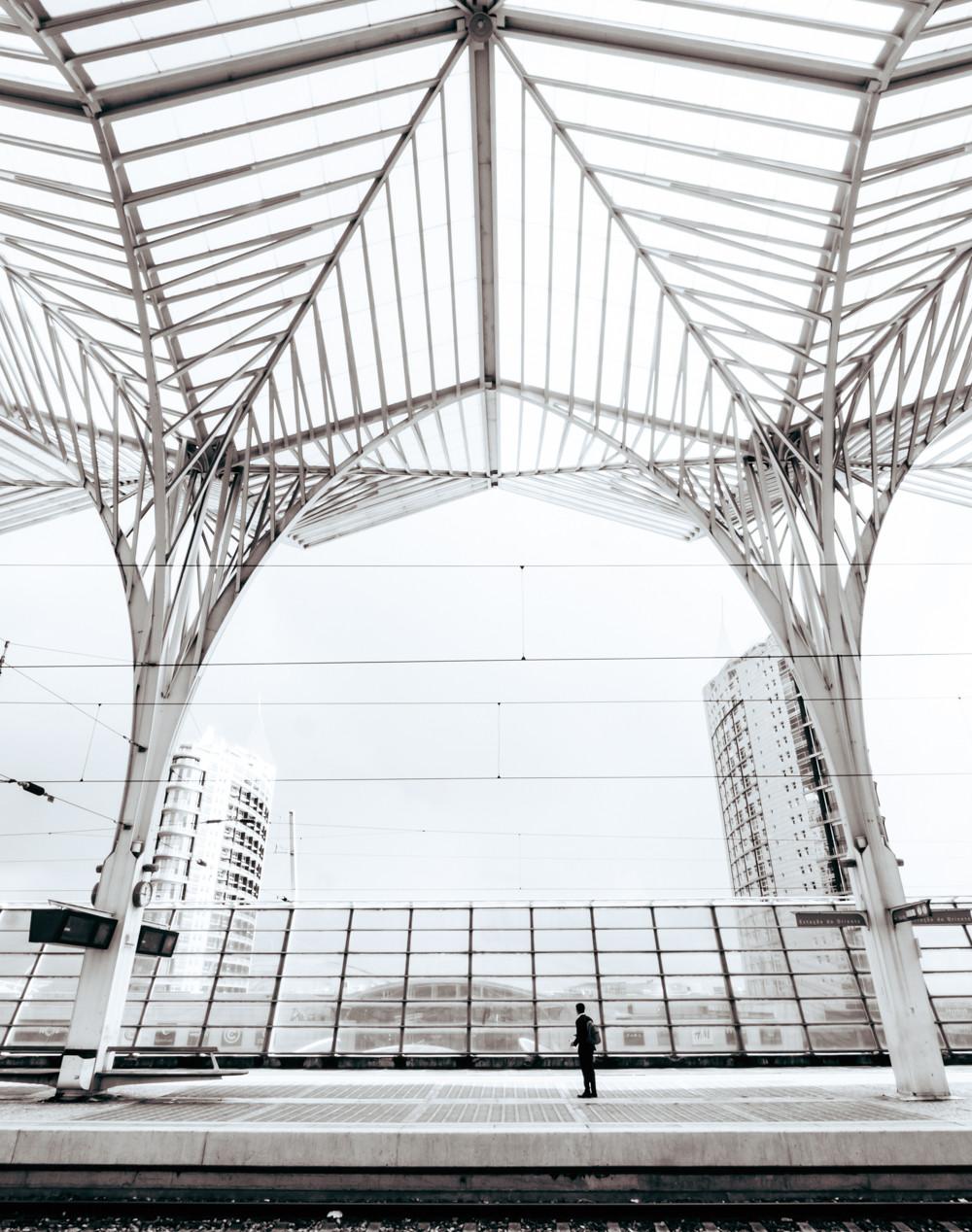 Lisbon Gare do Oriente