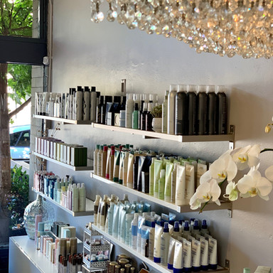 womens hair salon palo alto
