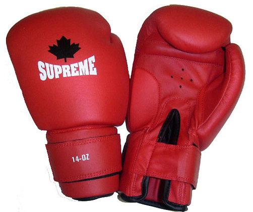 Vinyl Boxing Gloves 14 ounce
