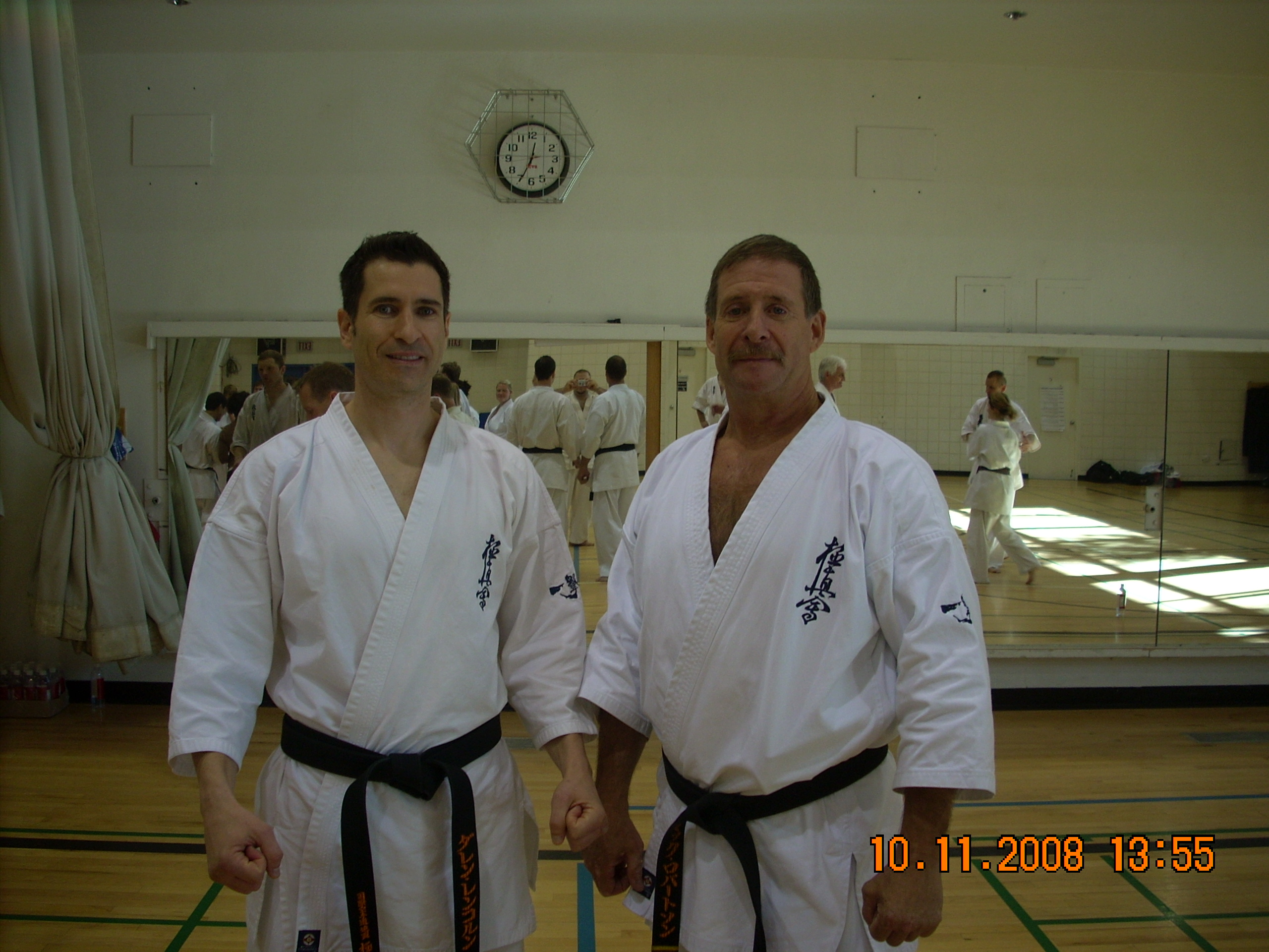 Sensei Darren and Shihan Mac.JPG