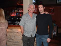 Shihan Corrigal and darren 2004.JPG