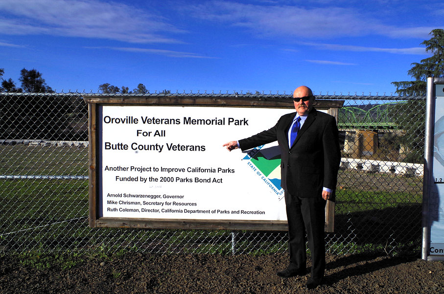 Bill Connelly Butte County Veterans Memorial Park