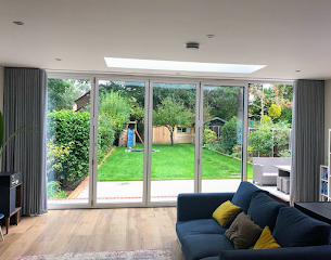 Soft Furnishing Solutions for Bi-Fold Doors