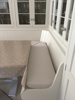 BESPOKE FITTED SEAT CUSHIONS
