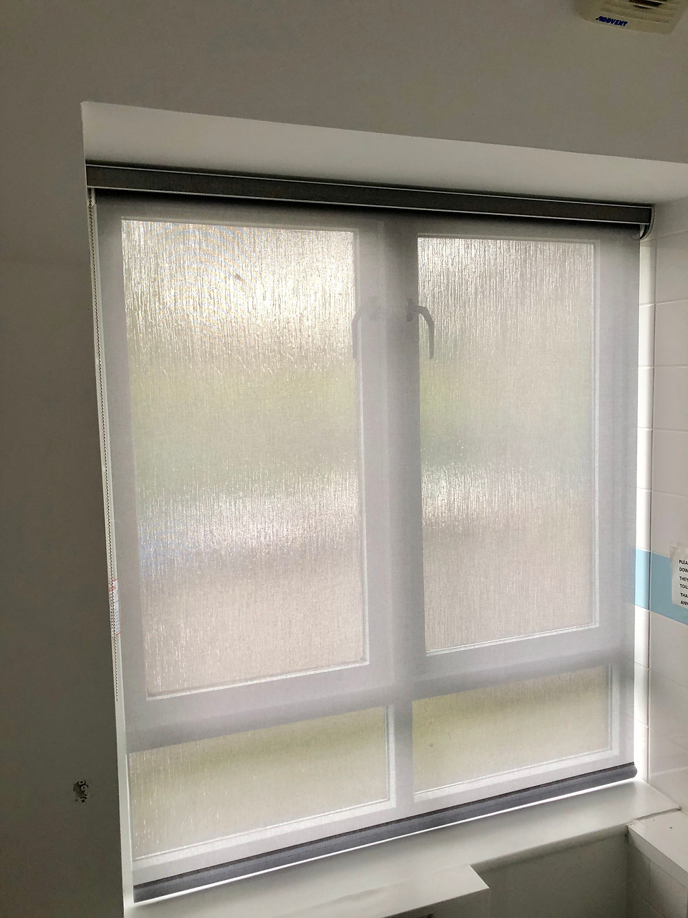 SHEER PRIVACY ROLLER BLINDS