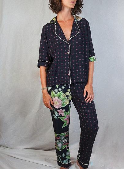 Pijama flora e fauna