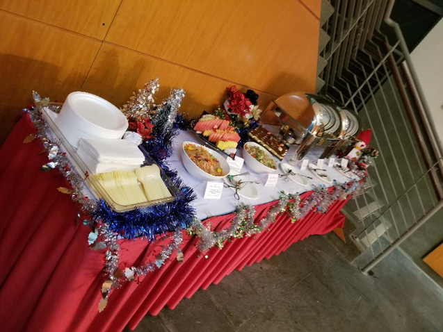 MSL Christmas Party 2018
