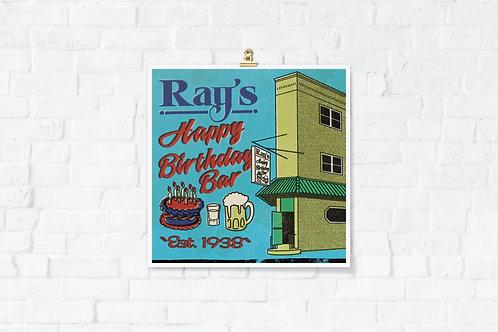 RAY'S HBD BAR