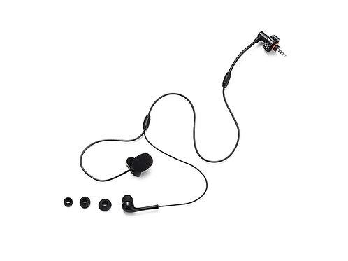 (B09) Mono earbud wire mic