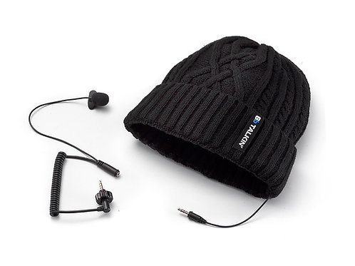 (B05) Audio beanie