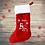 Thumbnail: Chaussette de Noël Personnalisée