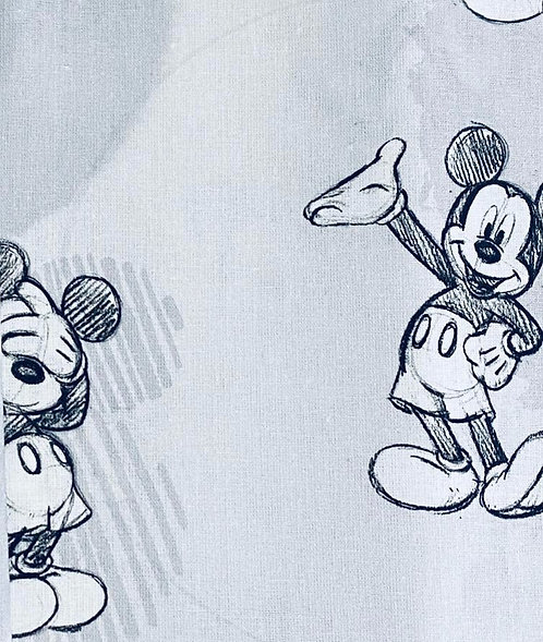 Masque type AFNOR - Mickey