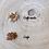Thumbnail: Bracelet Personnalisé doré à l'or fin - Perles Heishi