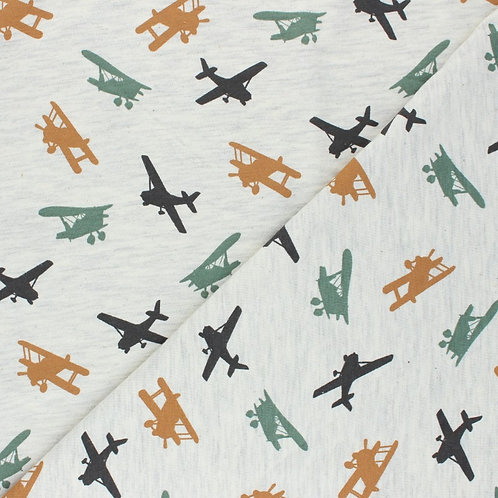 Masque type AFNOR - Avions