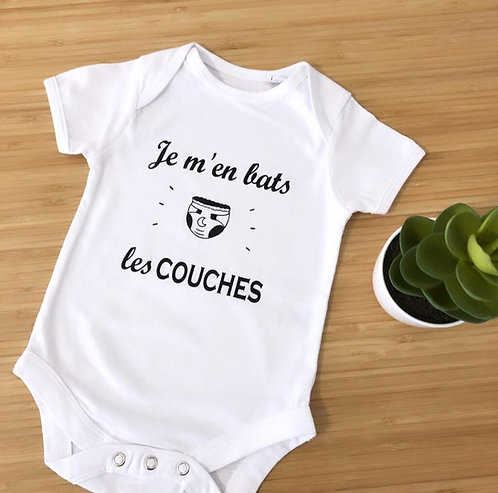 "Body ""Je m'en bats les couches"""