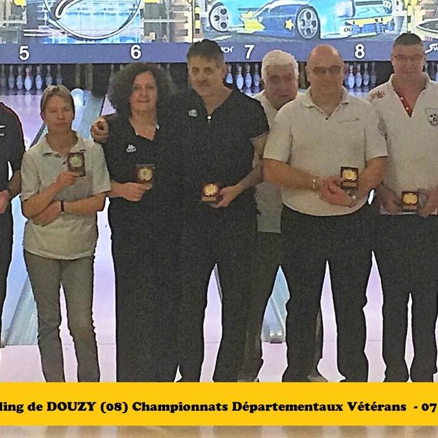 Chpts Deptx Vétérans 2018 Champagne-Ardenne
