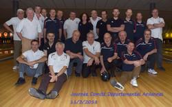 Journée Comité Bowling Ardennes