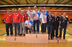 Championnat des Clubs Podium R1 2017