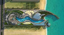 Al Hayat City - Siteplan