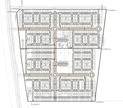 villas Development Master plan
