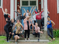Sommarläger för ungdomar!