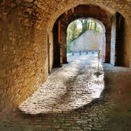 Durchgang Höchberger Tor