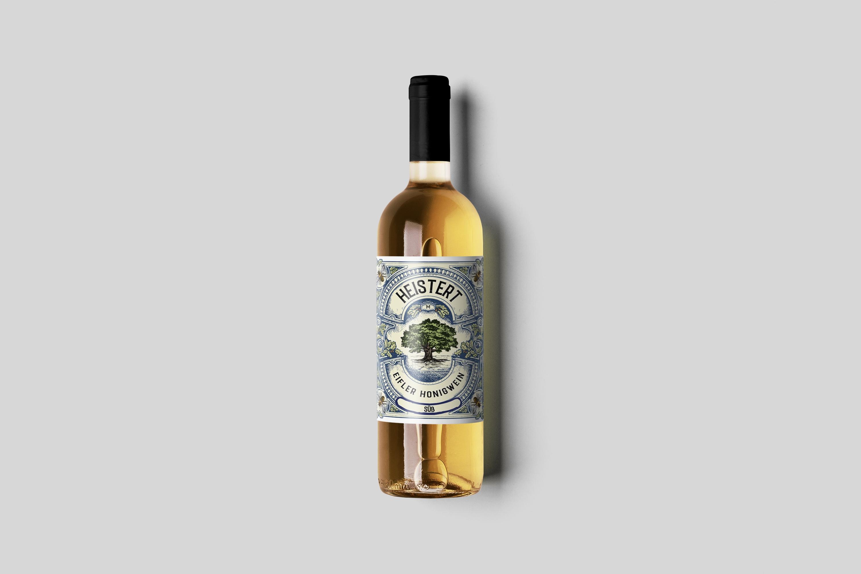 Etikett Eifler Honigwein -süß-