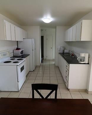 Kitchen Mackenzie Apartment